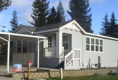 Mobile Home at 71 B Primrose Ave. #139 Auburn, CA 95602