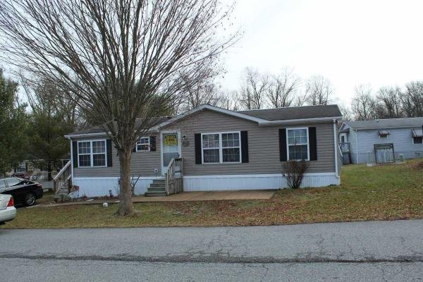 Mobile Home at 1012 LYNX WAY, Bear, DE