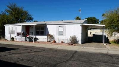 Mobile Home at 4100 N Romero Tucson, AZ