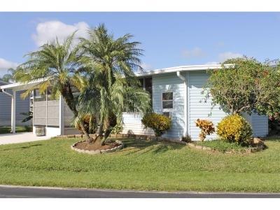 Mobile Home at 4247 SE SWEETWOOD WAY Stuart, FL