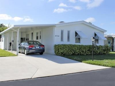 Mobile Home at 4738 SE COPPERWOOD TERR Stuart, FL 34997