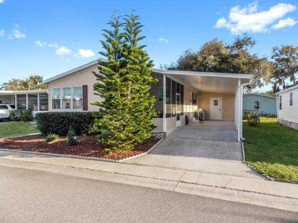 Mobile Home at 5952 Benz Drive, Zephyrhills, FL
