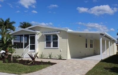 Mobile Home at 13 Ocala Court Fort Myers, FL 33912