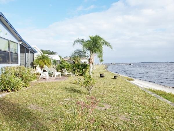 Mobile Home at 24325 Harborview Rd. #25-A, Punta Gorda, FL