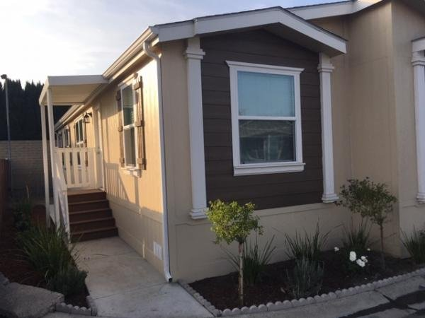 Mobile Home at 4080 W. First St., Sp#210, Santa Ana, CA