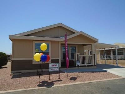 Mobile Home at 11596 W. Sierra Dawn Blvd.  Surprise, AZ