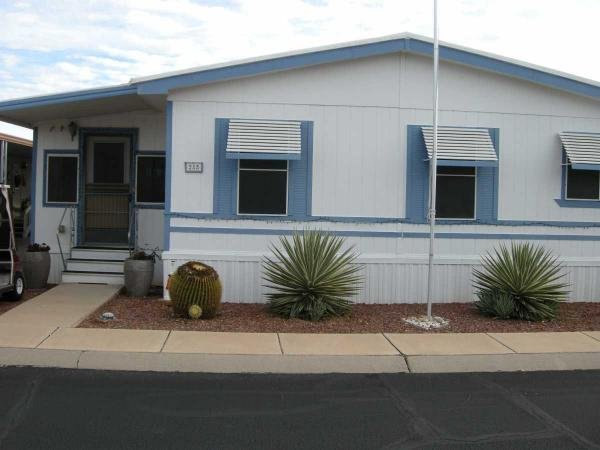 Mobile Home at 8401 S. Kolb Rd. #285, Tucson, AZ