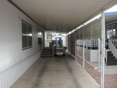 concrete, covered carport