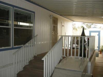 8x10 raised porch
