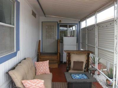 open protected porch