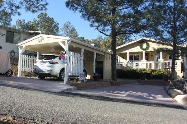 Mobile Home at 217 MIDWAY, Prescott, AZ