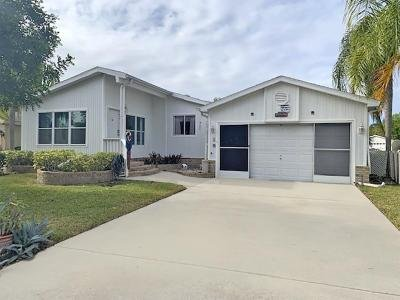 Mobile Home at 1419 Avenida Sierra North Fort Myers, FL 33903