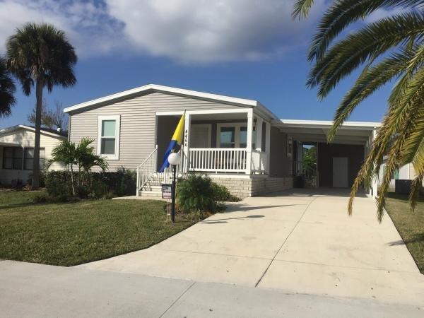 Mobile Home at 4466 Wood Stork Drive, Merritt Island, FL