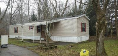 Mobile Home at 7293 Trenton Place Ravenna, OH 44266