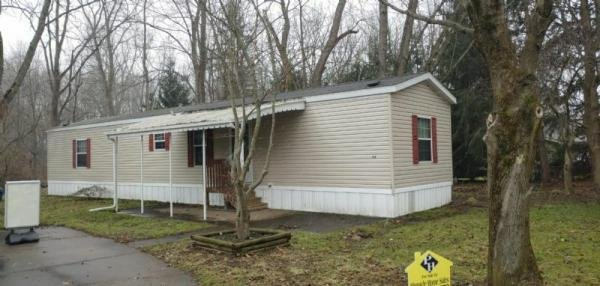 Mobile Home at 7293 Trenton Place, Ravenna, OH