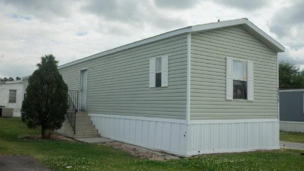 Mobile Home at 2214 E Roble Drive, Kissimmee, FL