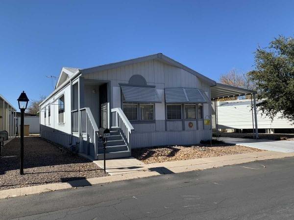 Mobile Home at 7570 E. Speedway #541, Tucson, AZ