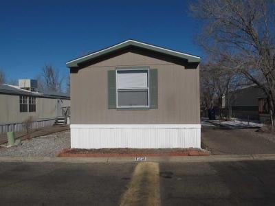 Mobile Home at 7401 San Pedro Drive NE #122 Albuquerque, NM
