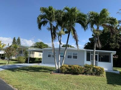 Mobile Home at 8608 Duchess Court East., Lot #344 Boynton Beach, FL 33436