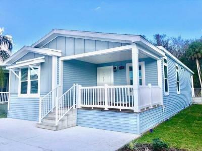 Mobile Home at 4440 HIDDEN HARBOR DR LOT #35  Leesburg, FL 34748