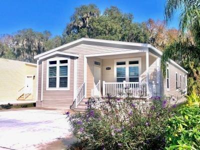 Mobile Home at 4510 HIDDEN HARBOR DR LOT #39 Leesburg, FL 34748