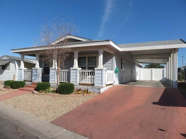Mobile Home at 10960 N. 67th Avenue #4, Glendale, AZ