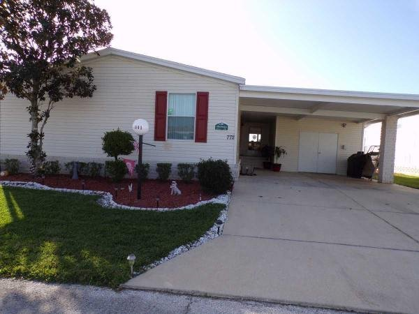 2003 Palm Harbor Mobile Home