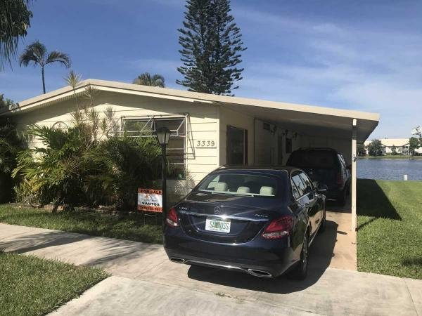 Mobile Home at 3339 NW 67TH ST , Coconut Creek, FL