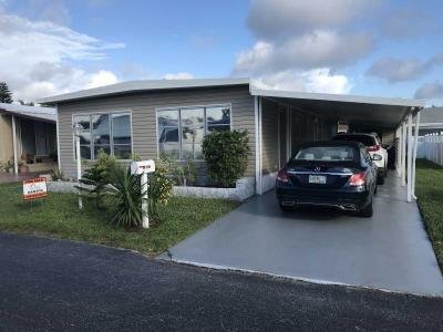 Mobile Home at 1805 Flamingo Place Deerfield Beach, FL 33442