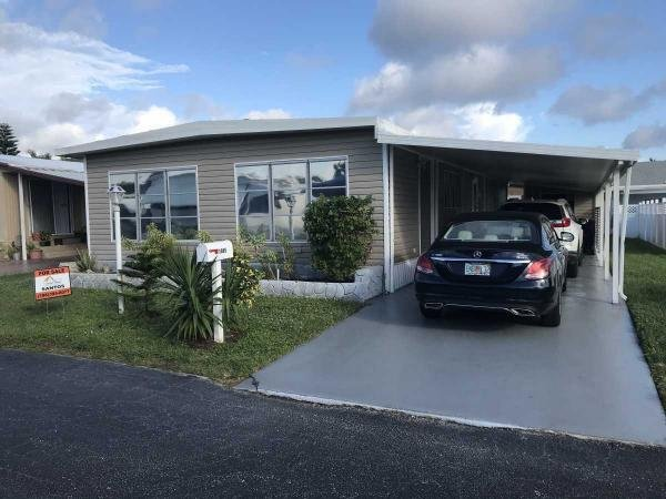 Mobile Home at 1805 FLAMINGO PLACE, Deerfield Beach, FL