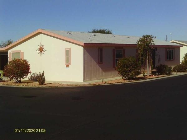 Mobile Home at 11322 South Ave 12E, #102, Yuma, AZ
