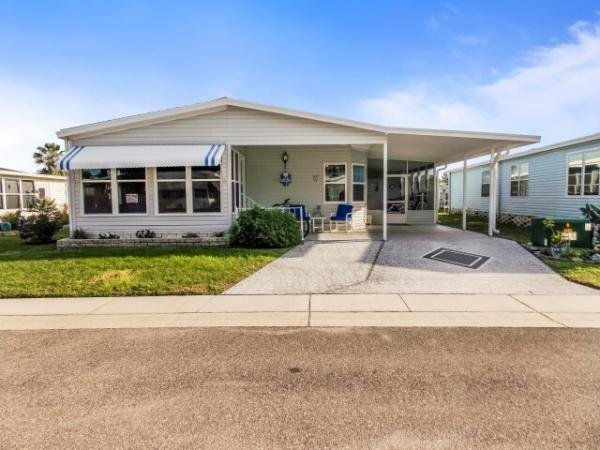 Mobile Home at 5942 Jessup Drive, Zephyrhills, FL
