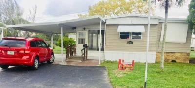 Mobile Home at 6981 43rd Trail North Riviera Beach, FL 33404