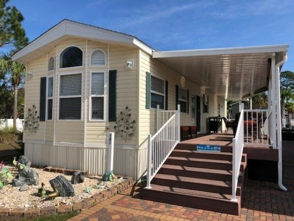 Mobile Home at 1957 Allison Ave. Site 181, Panama City Beach, FL