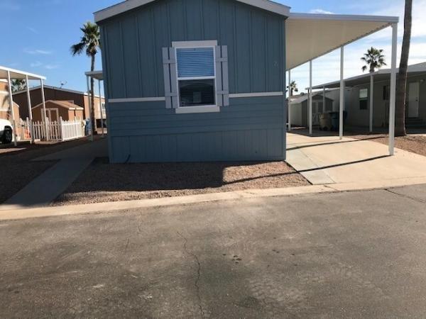 Mobile Home at 2000 S. Apache Rd., Lot #26, Buckeye, AZ
