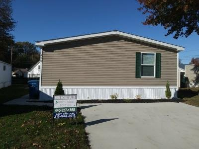 Mobile Home at 6610 Lear Nagle Rd #247 North Ridgeville, OH 44039
