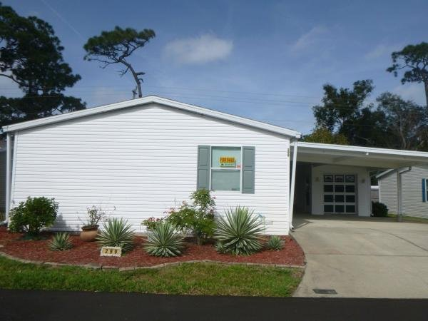 Mobile Home at 299 Casa Grande, Edgewater, FL