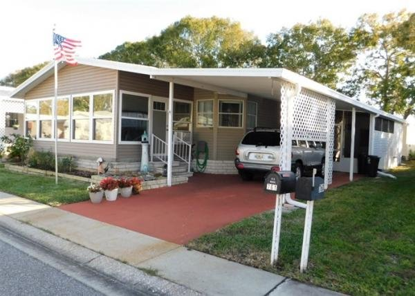 Mobile Home at 1001 Starkey Road, #761, Largo, FL