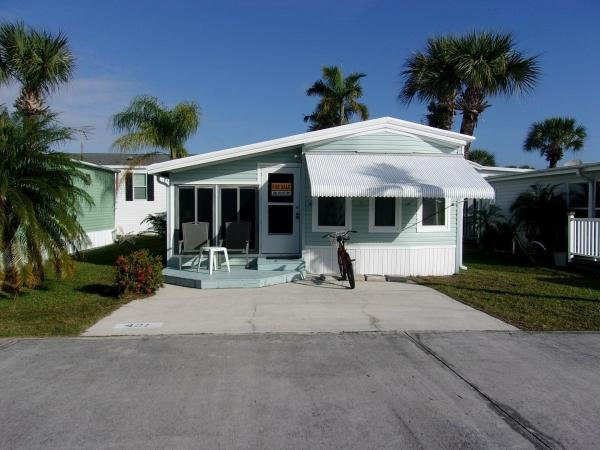 Mobile Home at 421 Roble, Fort Myers, FL