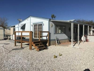 Mobile Home at 31 W. Los Reales #493 Tucson, AZ