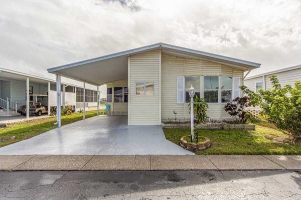 Mobile Home at 506 Bernice Blvd, Tarpon Springs, FL