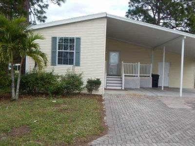 Mobile Home at 19215 Meadow Brook Ct. North Fort Myers, FL 33903