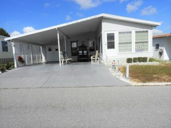 Mobile Home at 1701 W Commerce Ave Lot #156, Haines City, FL
