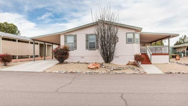 Mobile Home at 2050 W State Route 89A #388, Cottonwood, AZ