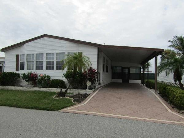 Mobile Home at 1701 W. Commerce Ave. Lot 207, Haines City, FL