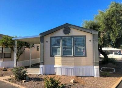 Mobile Home at 730 S. Country Club Dr., Lot 61 Mesa, AZ 85210