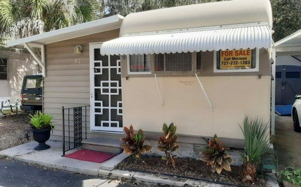 Mobile Home at 1610 West Bay Drive, Lot 47, Largo, FL