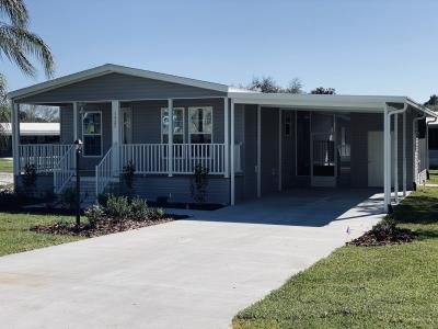 Mobile Home at 1325 ST. LAWRENCE DRIVE Grand Island, FL