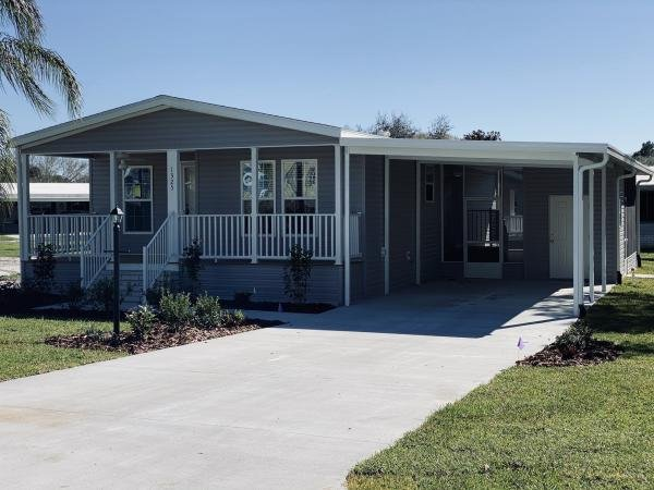 Mobile Home at 1325 ST. LAWRENCE DRIVE, Grand Island, FL