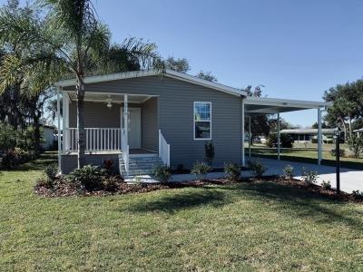 Mobile Home at 2213 SUSQUEHANNA CIRCLE Grand Island, FL 32735